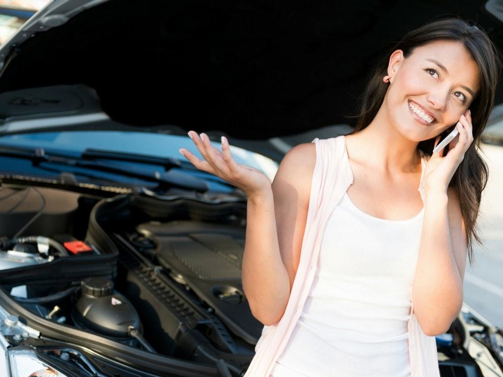 mangel ved bilkjøpet